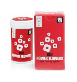 Mona Lisa IBC - Power Flowers, Red - 50g, CLR-19430-999