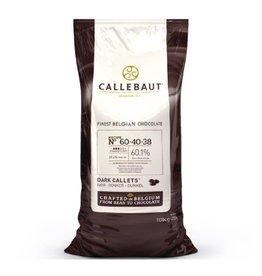 Barry Callebaut Barry Callebaut - 60-40-38 Dark Chocolate 60.1% - 10kg/22lb, 60-40-38NV-595