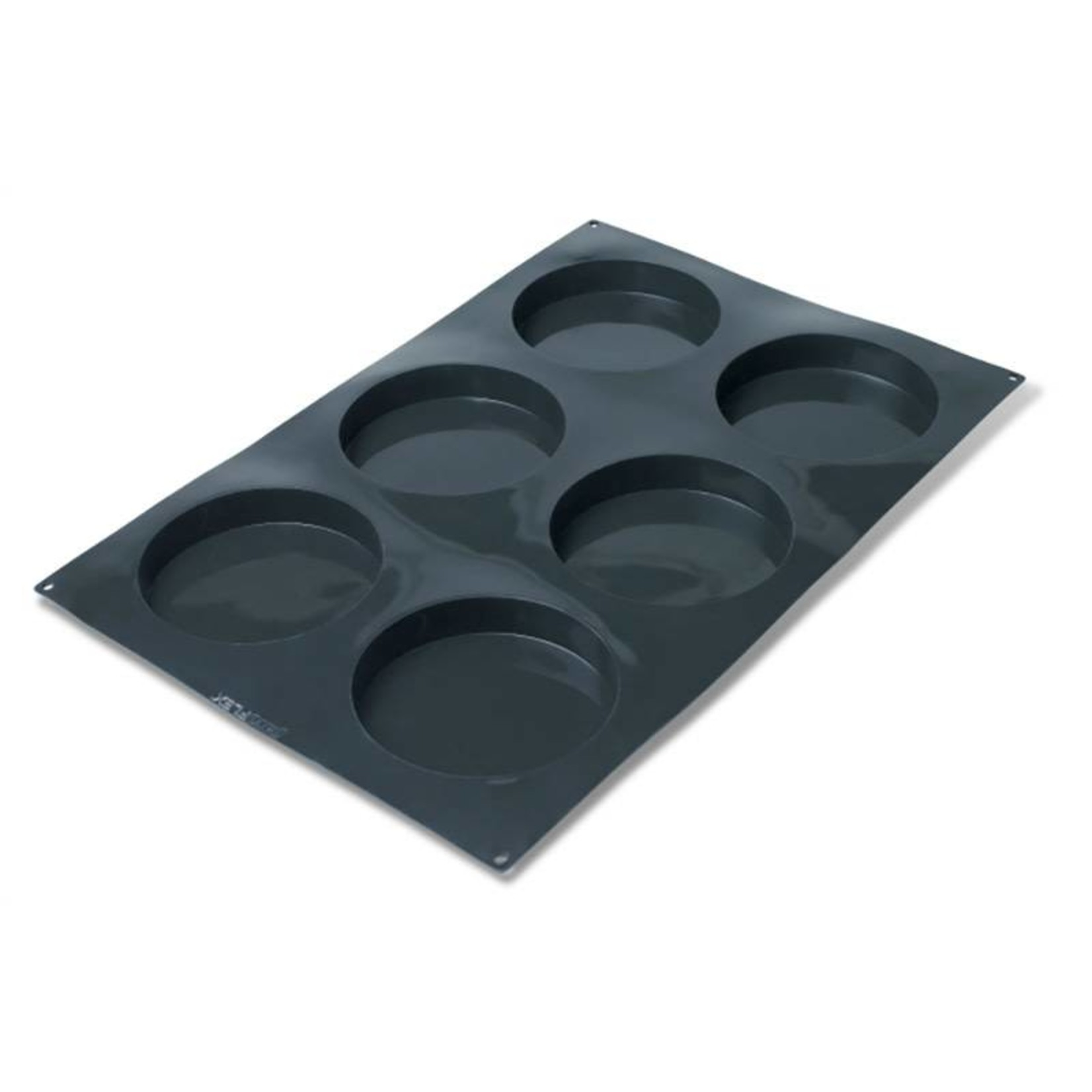 Pavoni Pavoni - Pavoflex silicone mold, Inserimento, (6 cavity), PX061