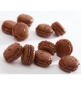Bon Patissier Macarons - Dark Chocolate (48ct) sleeve, BON305-S