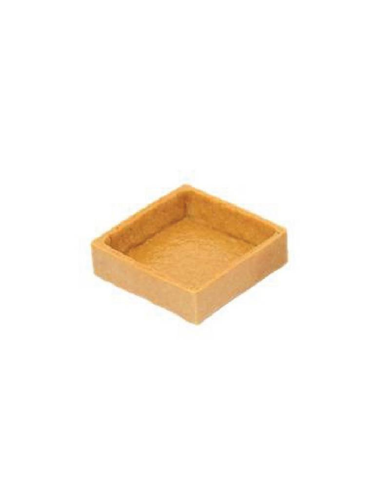 Delifrance Delifrance - Tart shell, Savory square - 1.5'' (240ct), 78455
