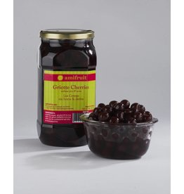 Amifruit Amifruit - Cherries in Brandy, 1 liter, AMI701*6*