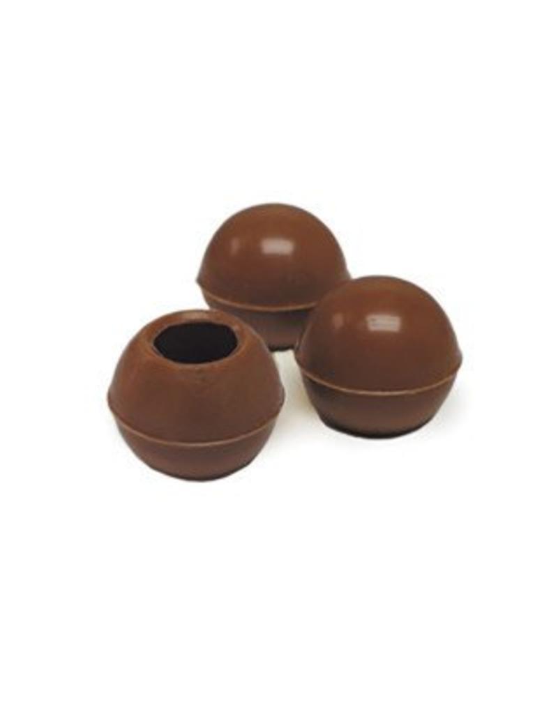 Dobla Dobla - Vessel, Truffle Shells, Milk - 1'' (63ct), 77011-S
