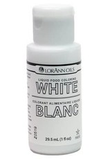 Lorann Lorann - White Liquid Food Color - 1 oz, 1130-0500