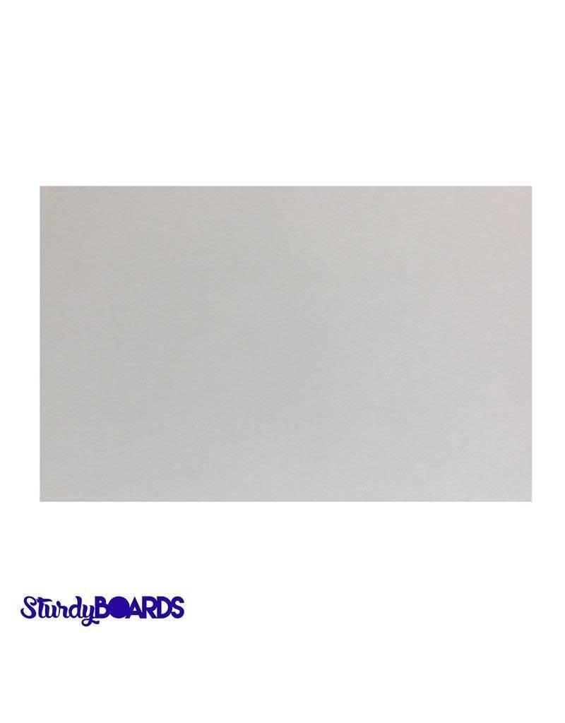 Unger Unger - Sturdy cake board, White - 1/2 sheet 18x14''