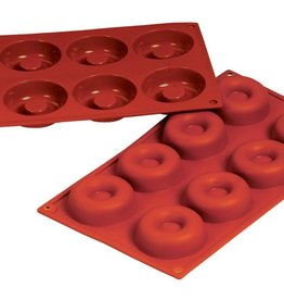 Fat Daddios Fat Daddios - Silicone mold, Savarin - 1.7oz (8 cavity), SMF011