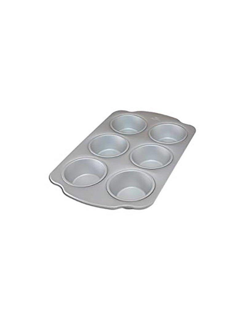Fat Daddios Fat Daddios - Standard Muffin Pan (6 cavity), MFNH-STD