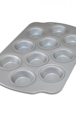 Fat Daddios Fat Daddios - Mini Muffin Half Pan (10 cavity), MFNH-MINI