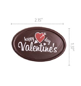 Dobla Dobla - Chocolate Happy Valentine's Day (140ct), 21173