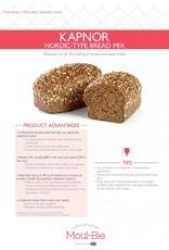Moul-Bie Moul-Bie - Kapnor Nordic Type Bread Mix - 25kg/55lb, 1153