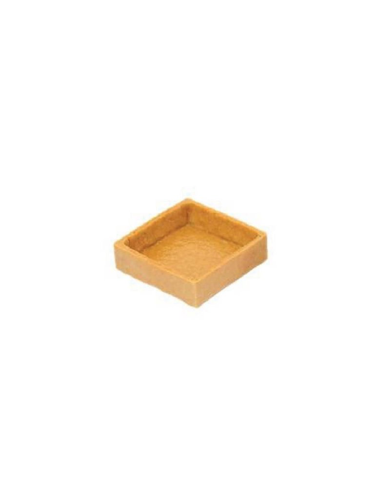 Delifrance Delifrance - Tart shell, square, Savory - 1.5'' (48ct) sleeve, 78455-S