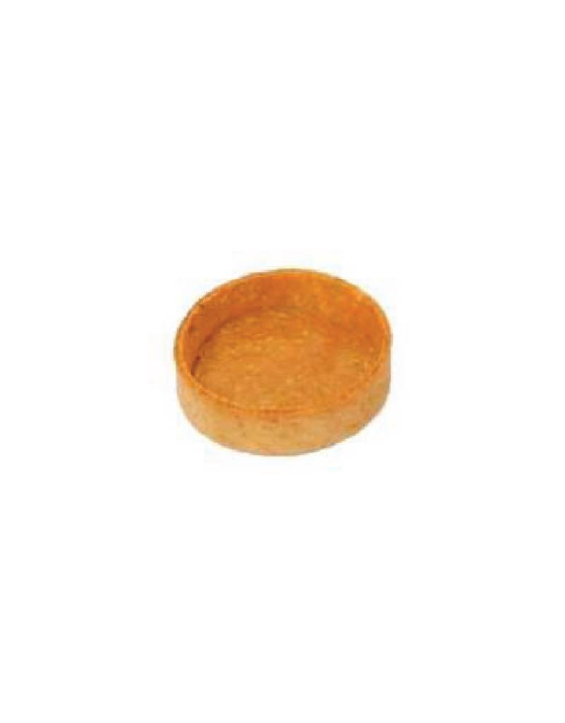 Delifrance Delifrance - Tart shell, Savory round - 1.5'' (48ct) sleeve, 78453-S