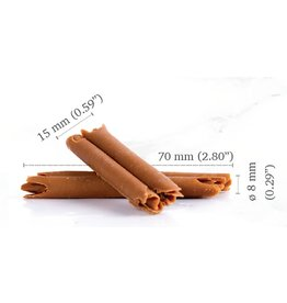 Dobla Dobla - Chocolate Cinnamon stick, 7 x 0.8cm (45ct), 77309