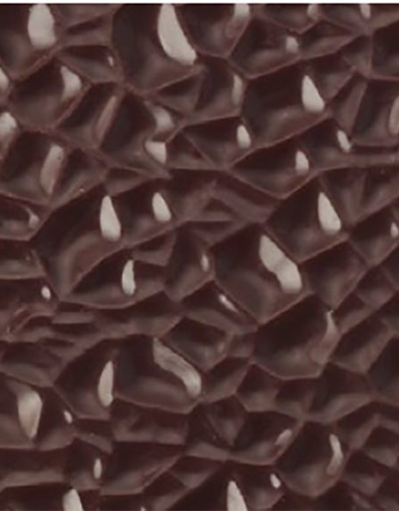Valrhona Valrhona - 3D Textured Sheet, Crystal Effect (20 sheets), 17090