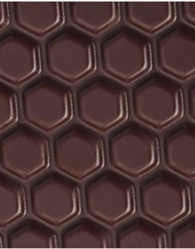 Valrhona Valrhona - 3D Textured Sheets, Honeycomb (20 sheets), 17089