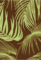 Valrhona Valrhona - Cocoa butter transfer, Palm Leaves (20 sheets), 17080