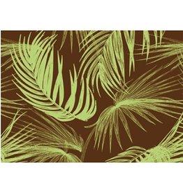 Valrhona Valrhona Transfers - Palm Leaves (20 sheets), 17080