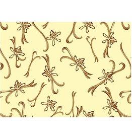 Valrhona Valrhona Transfers - Vanilla (20 sheets), 17085