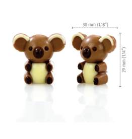 Dobla Dobla - Chocolate Koala 3D (36ct), 77478