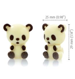 Dobla Dobla - Chocolate Panda 3D (36ct), 77479
