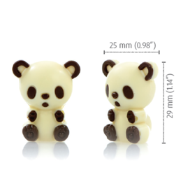 Dobla Dobla - Chocolate Panda 3D (36ct), 77479