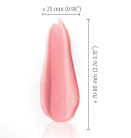 Dobla Dobla - Chocolate Feather Artisanal Pink (126ct), 77444