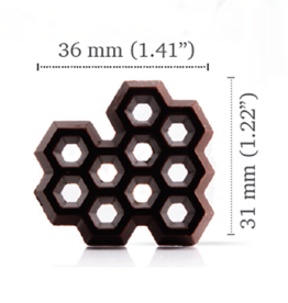 Dobla Dobla - Chocolate Honeycomb (152ct), 77498