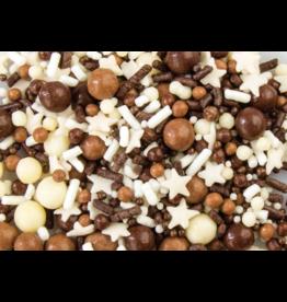 Mavalerio Mavalerio - Graffiti Sprinkle Mix, Chocolate Explosion - 5lb, 8540