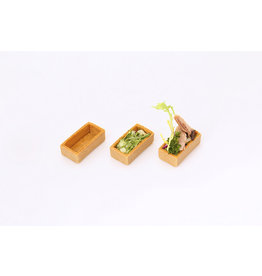 Delifrance Delifrance - Tart shell, Savory rectangle - 2x1'' (48ct) sleeve, 79025-S
