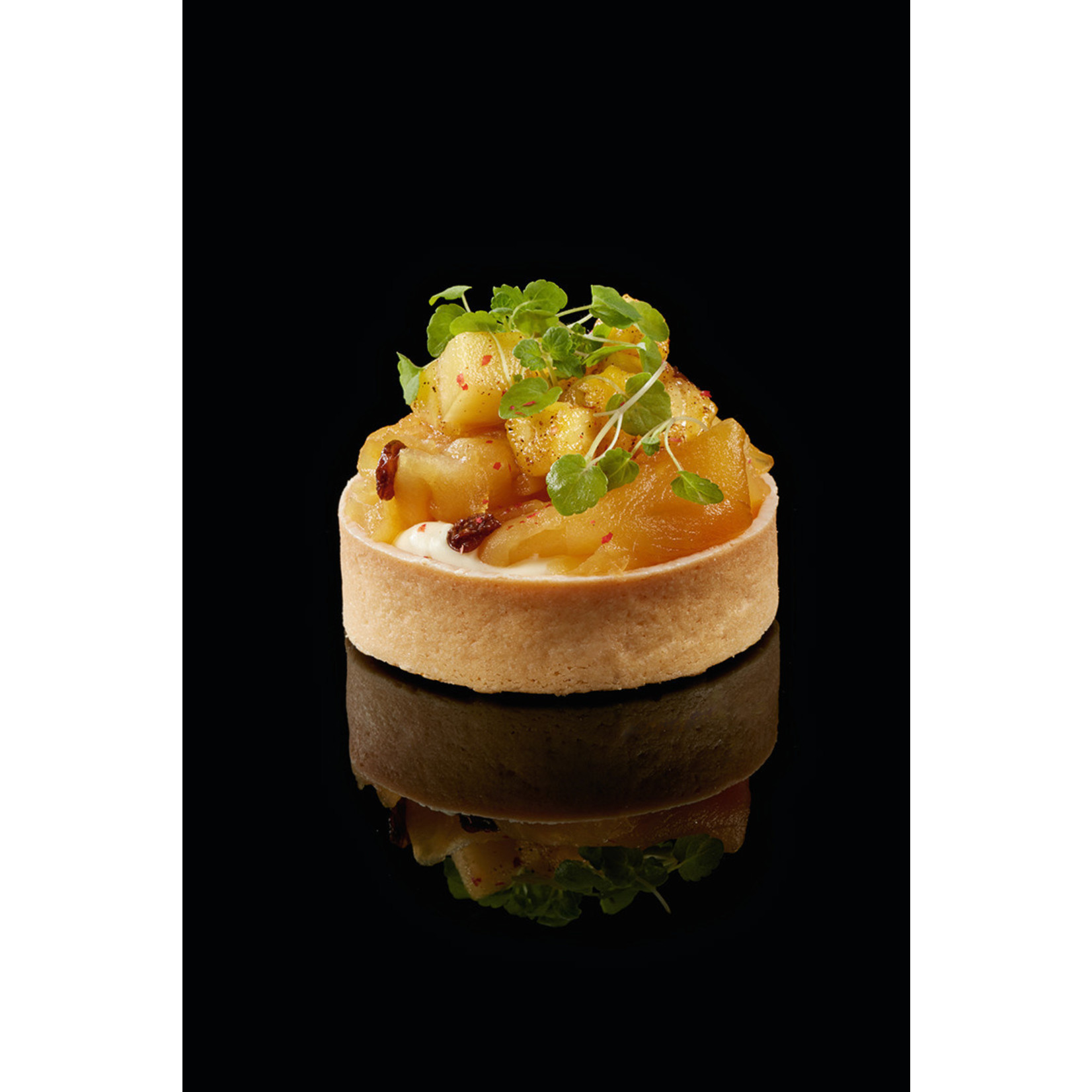 Delifrance Delifrance - Tart shell, Savory round - 1.5'' (240ct), 78453