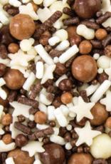 Mavalerio Mavalerio - Graffiti Sprinkle Mix, Chocolate Explosion - 1 lb, 8540-R
