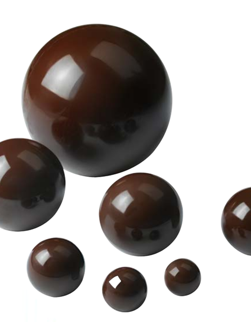 Cacao Barry Cacao Barry - Tritan Chocolate Mold - 3cm Sphere (28 cavity) MLD-090498-M00