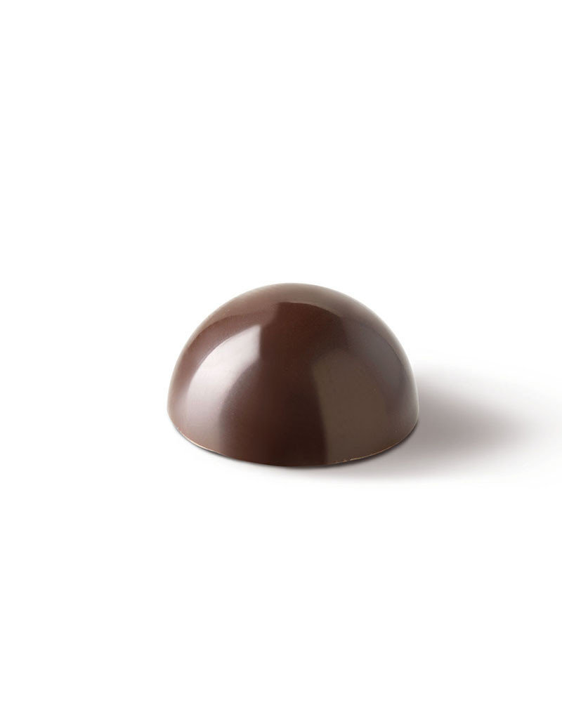 Cacao Barry Cacao Barry - Polycarbonate Chocolate Mold - 5.5cm Sphere (8 cavity) MLD-090535-M00