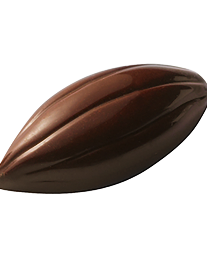 Cacao Barry Cacao Barry - Tritan Chocolate Mold - Cocoa Pod (24 cavity), MLD-090524-M00