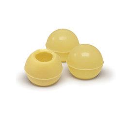 Dobla Dobla - White Chocolate Truffle Shells - 1'' (126ct), 96831-R
