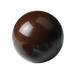 Cacao Barry Cacao Barry - Tritan Chocolate Mold - 12.5 cm Giant Sphere (2 cavity), MLD-090502-M00
