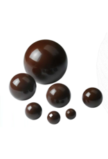 Cacao Barry Cacao Barry - Polycarbonate Chocolate Mold - 12.5 cm Giant Sphere (2 cavity), MLD-090502-M00