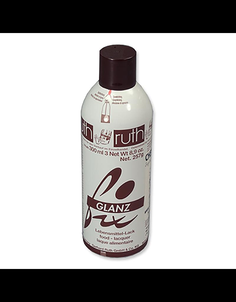 Chef Rubber Chef Rubber - Food Shellac Spray - 300ml/10 fl oz, 404005
