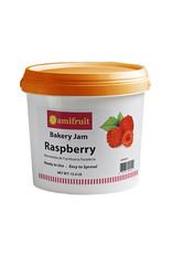 Amifruit Amifruit - Jam, Raspberry seedless - 15.4lb, AMI400