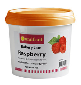 Amifruit Amifruit - Raspberry Jam, seedless - 15.4lb, AMI400