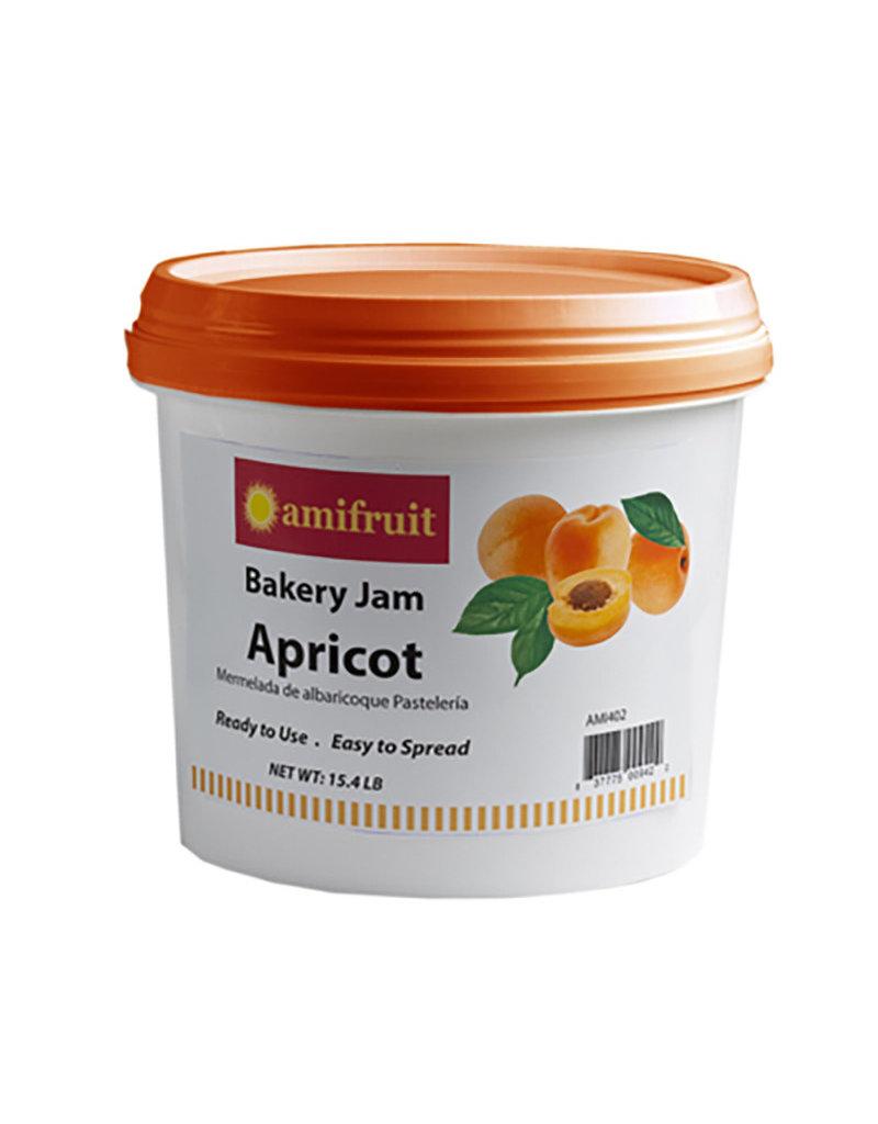 Amifruit Amifruit - Jam, Apricot - 15.4lb, AMI402