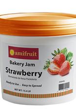 Amifruit Amifruit - Strawberry Jam - 15.4lb, AMI406