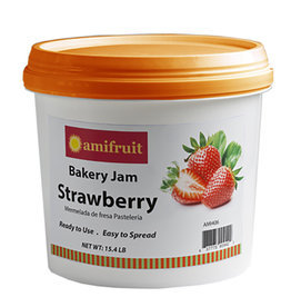 Amifruit Amifruit - Strawberry Jam - 15.4lb, AMI406