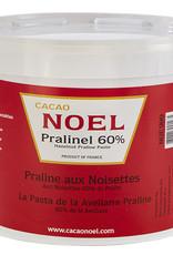 Cacao Noel Noel - Pralinel Hazelnut Praline Paste 60% - 11 lb, NOE999