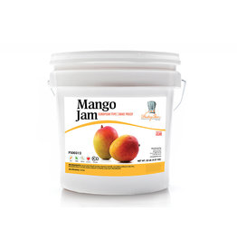 Pastry Star Pastry Star - Jam NON GMO, Mango - 20lb, PS50312