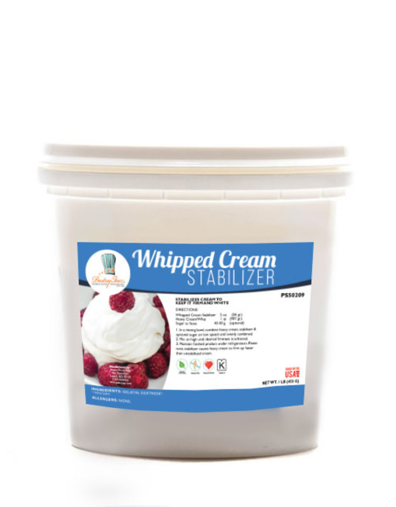 Pastry Star Pastry Star - Whipped Cream Stabilizer - 1 lb, PS50209