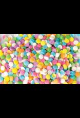 Mavalerio Mavalerio - Pastel Sequin Shapes, MINI - 1 lb, 5263-R