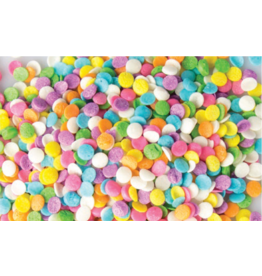 Mavalerio Mavalerio - Pastel Sequin Shapes, MINI - 5lb, 5263