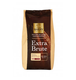 Cacao Barry Cacao Barry - Cocoa Powder, Extra Brute 22-24% - 2.2lb, DCP-22SP-US-760 (box of 6)