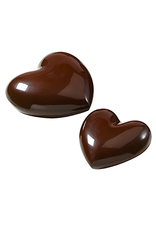Cacao Barry Cacao Barry - Polycarbonate Mold - Heart, 8x10cm (4 cavity), MLD-090517-M00